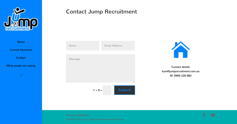 Jump Recruitment
