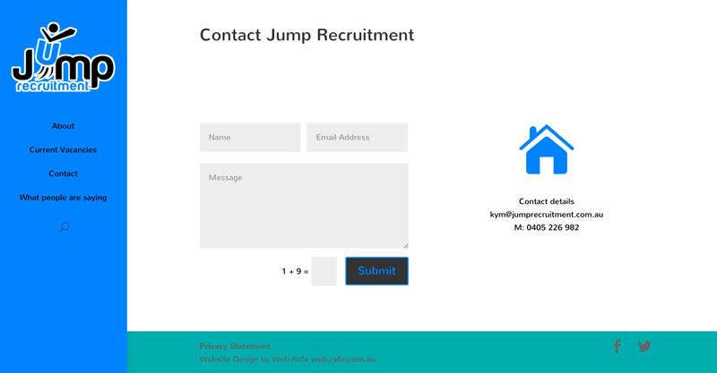 Jump Recruitment